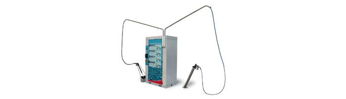 Myjnia bezdotykowa BASIC CA1500 gorącowodna