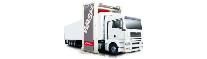 Myjnia ciężarowa Heavy Wash Progress