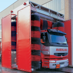 Myjnia ciężarowa SULTOF TANK-WASH